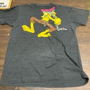 Disney Muppets Animal Body T-shirt Mens Size XL
